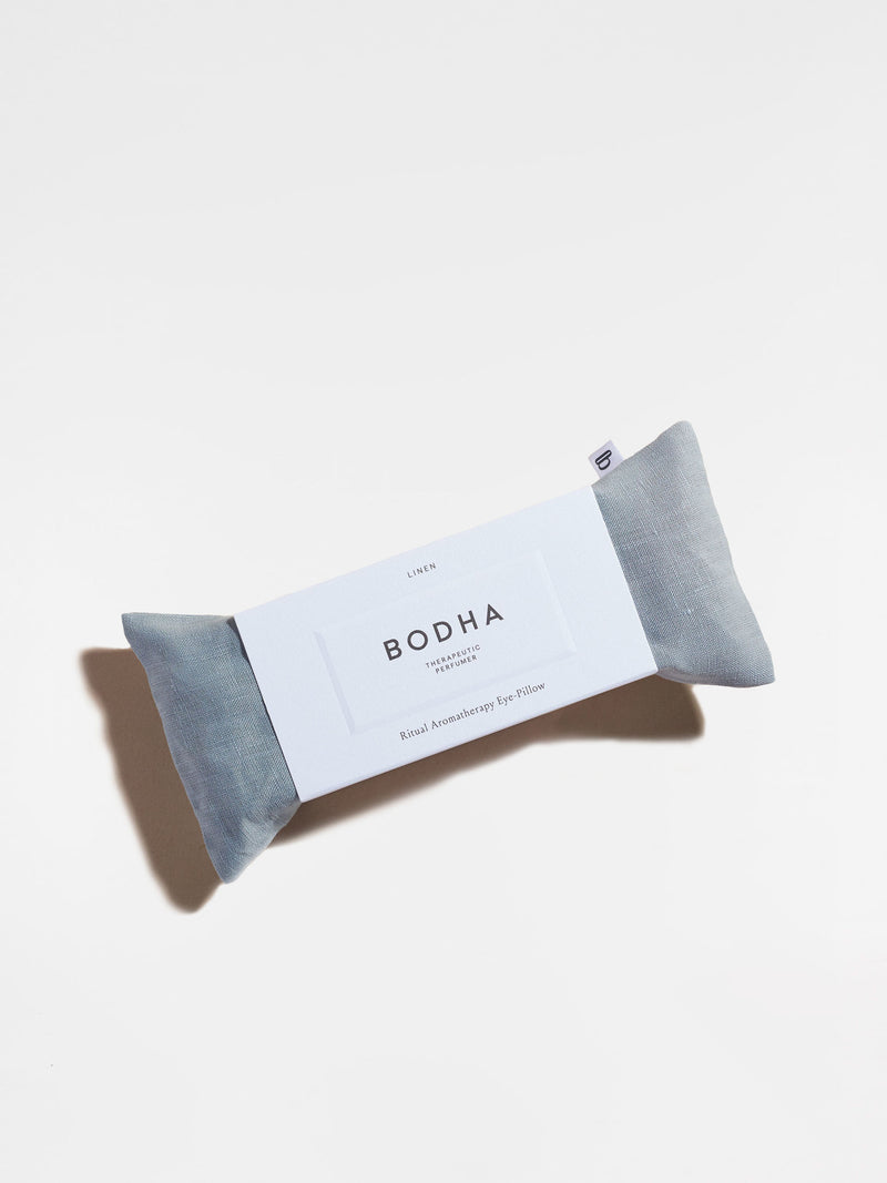 Bodha Ritual Aromatherapy Eye Pillow in New Moon