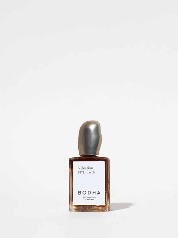 Bodha Vibration Perfume Nº1 Earth 15ml bottle