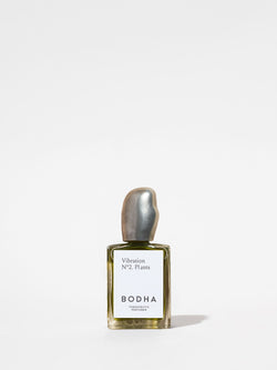 Bodha Vibration Perfume Nº2 Plants 15ml bottle