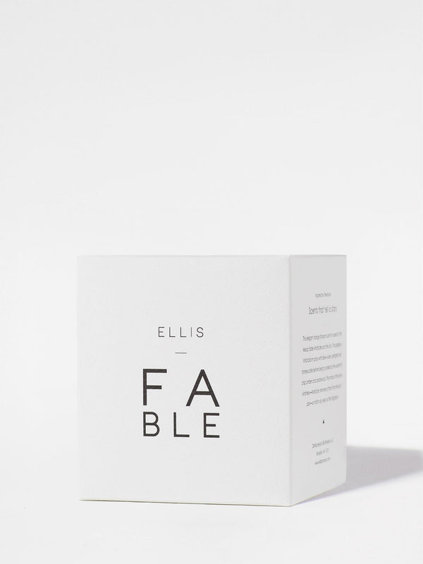 Ellis Fable Terrific Scented Candle box