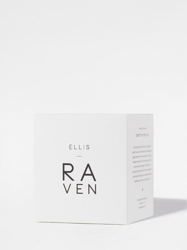Ellis Raven Terrific Scented Candle box