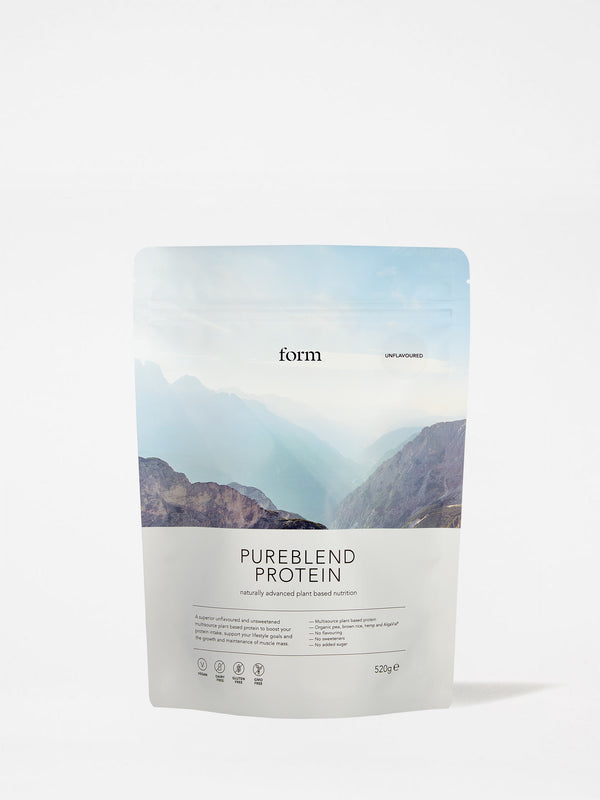 Form Nutrition Pureblend Protein - Unflavored