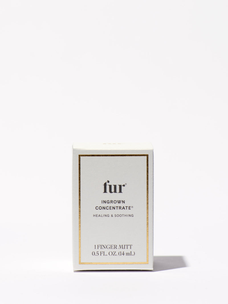 Fur Ingrown Concentrate Box Front
