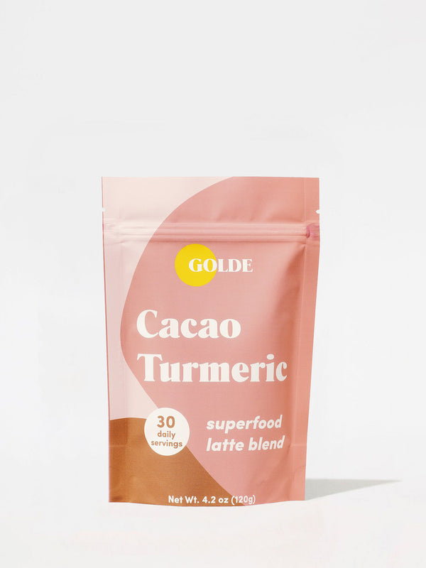 Golde Cacao Front