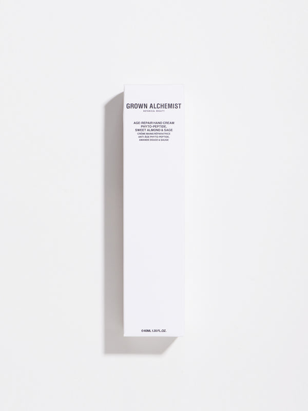 Grown Alchemist Age Repair Hand Cream Box Front