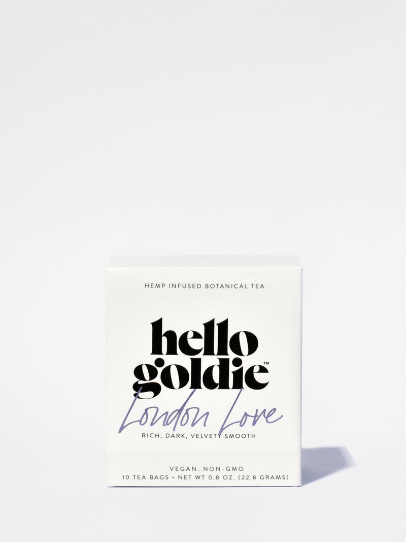 Hello Goldie London Love Botanical Tea