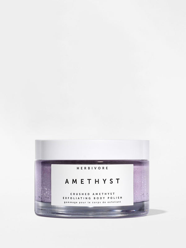 Herbivore Amyethyst Exfoliating Body Polish 6.6oz