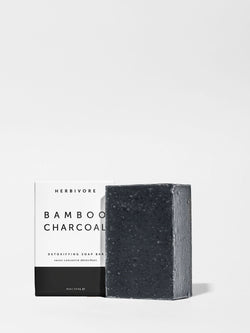 Herbivore Bamboo Charcoal Soap 4oz Bar