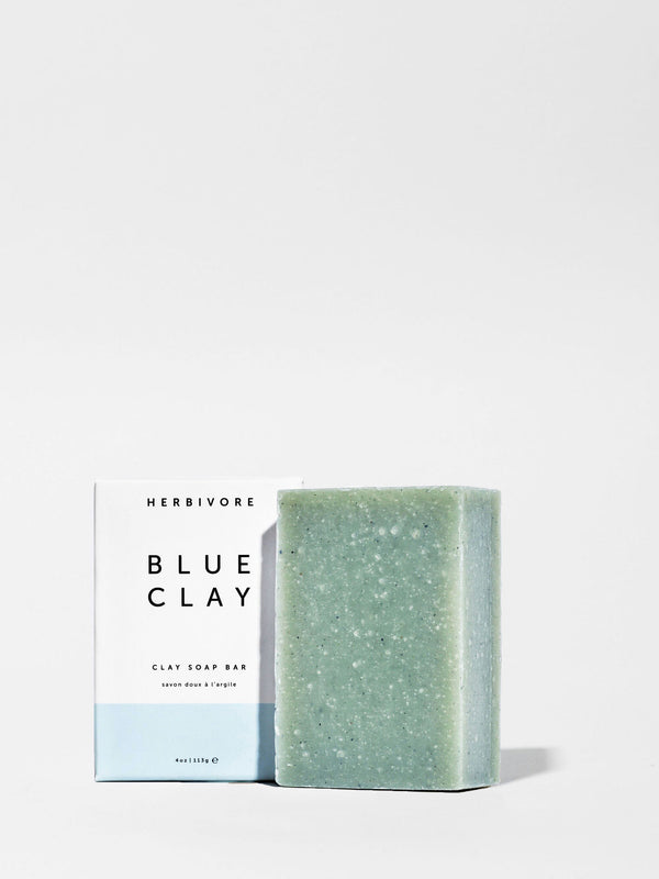 Herbivore Blue Clay Soap 4oz
