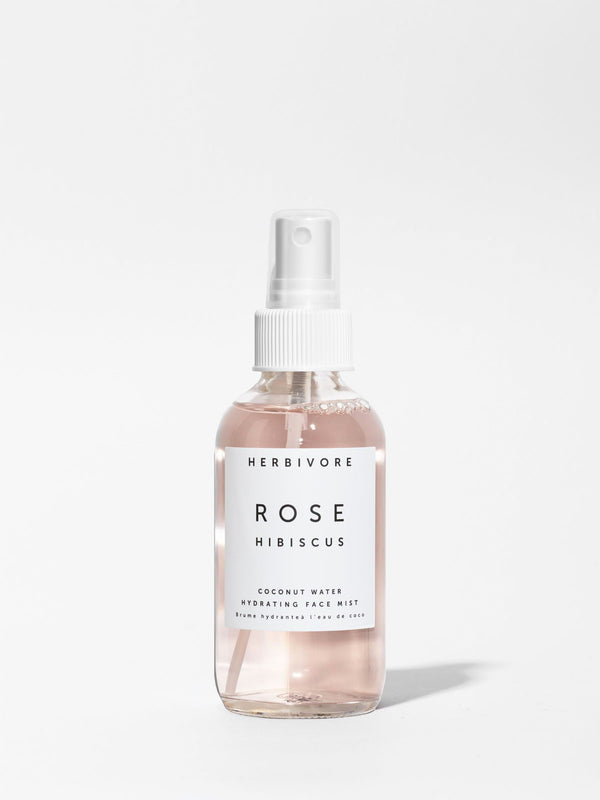 Herbivore Rose Hibiscus Face Mist 2oz Bottle