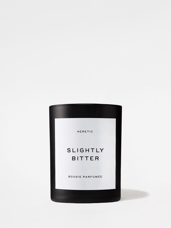 Heretic Slightly Bitter Candle 10.5oz