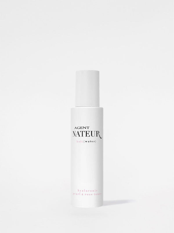 Agent Nateur Holi (Water) Pearl and Rose Toner