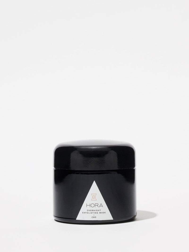 Overnight Exfoliating Mask from Hora, curated by Standard Dose