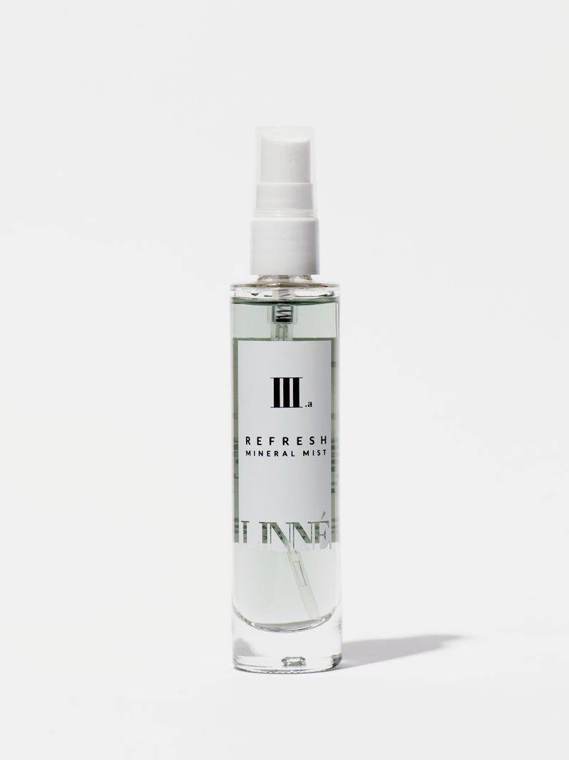Linne Botanicals REFRESH Mineral Face Mist Bottle