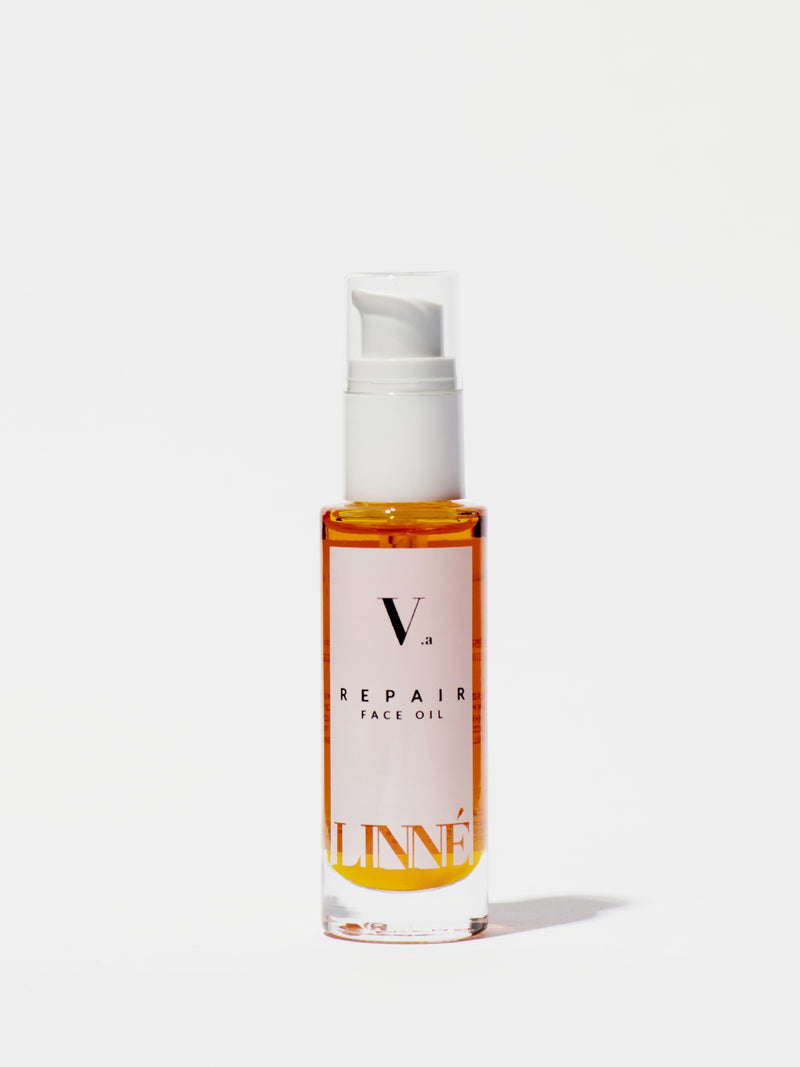 Linné Botanicals REPAIR Face Oil Bottle