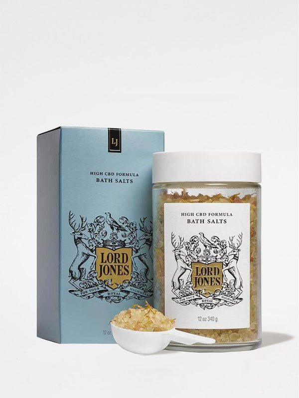 Lord Jones Formula Bath Salts