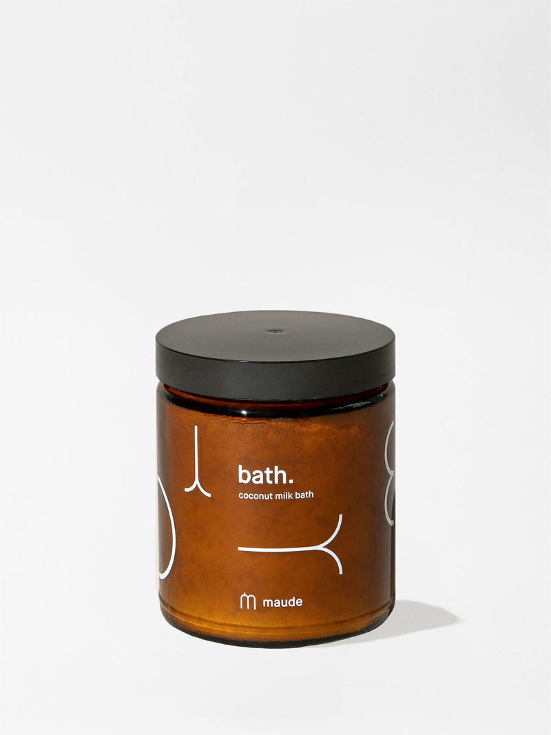 Maude Bath Jar 8oz