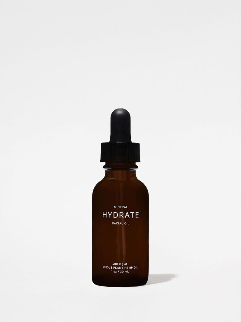 Mineral Hydrate Facial Oil
