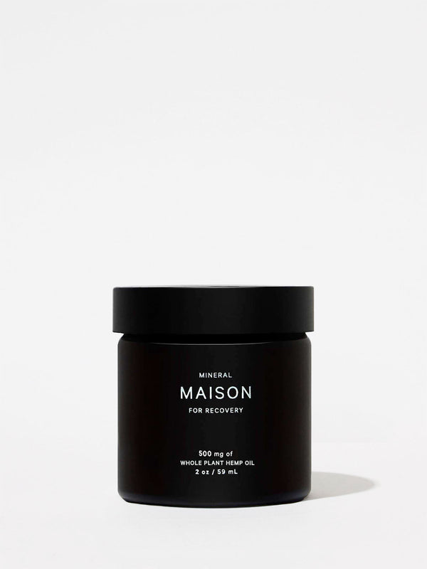 Mineral Maison for Recovery Body Balm