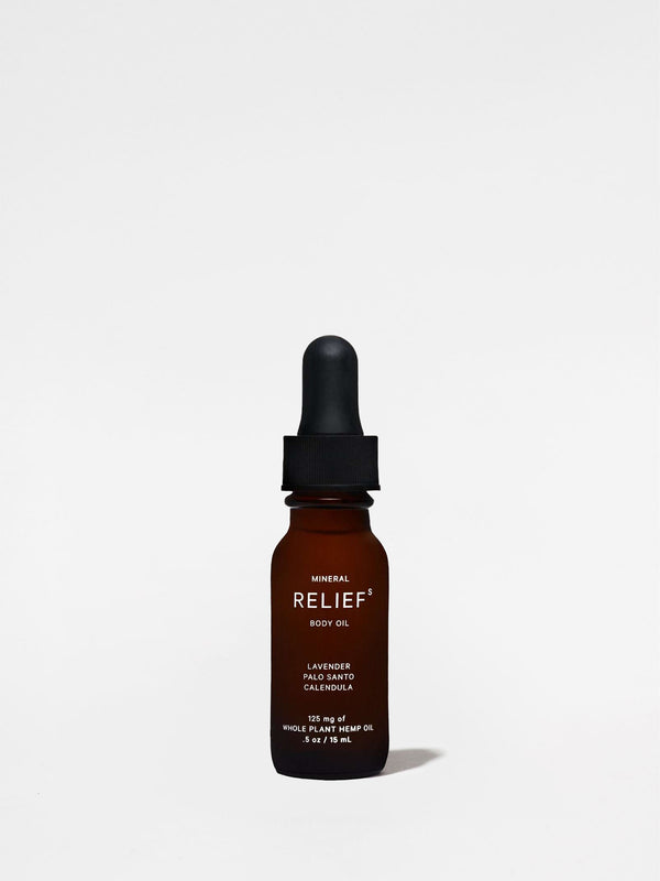 Relief Body Oil