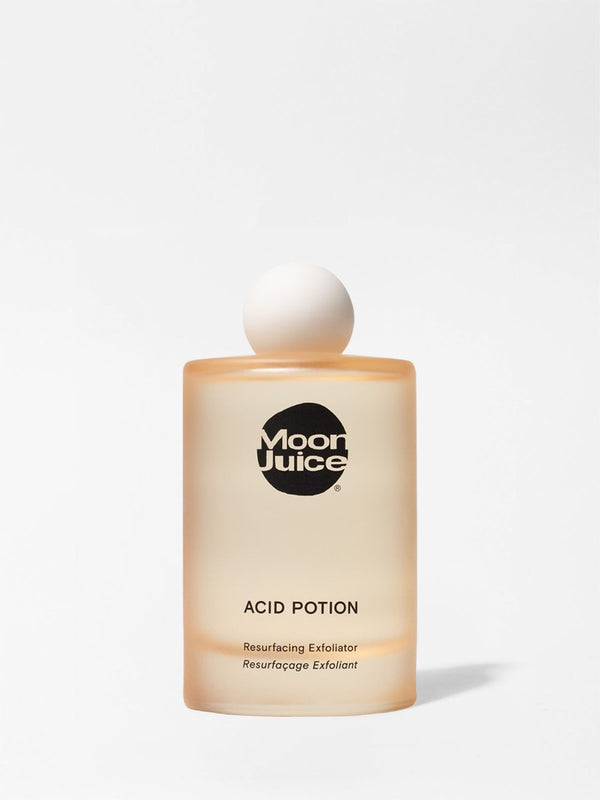 Moon Juice Acid Potion Resurfacing Face Exfoliator