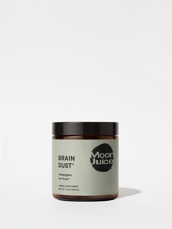 Moon Juice Brain Dust Powder Jar