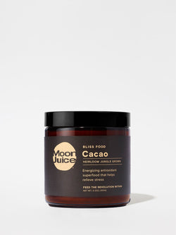 Moon Juice Cacao Powder Jar
