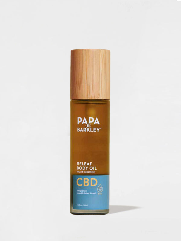Papa & Barkley Releaf Body Oil