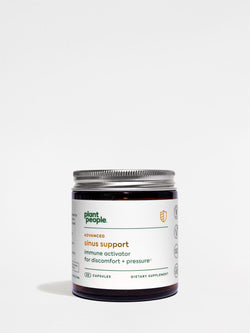 Plant People Sinus Support Jar Front