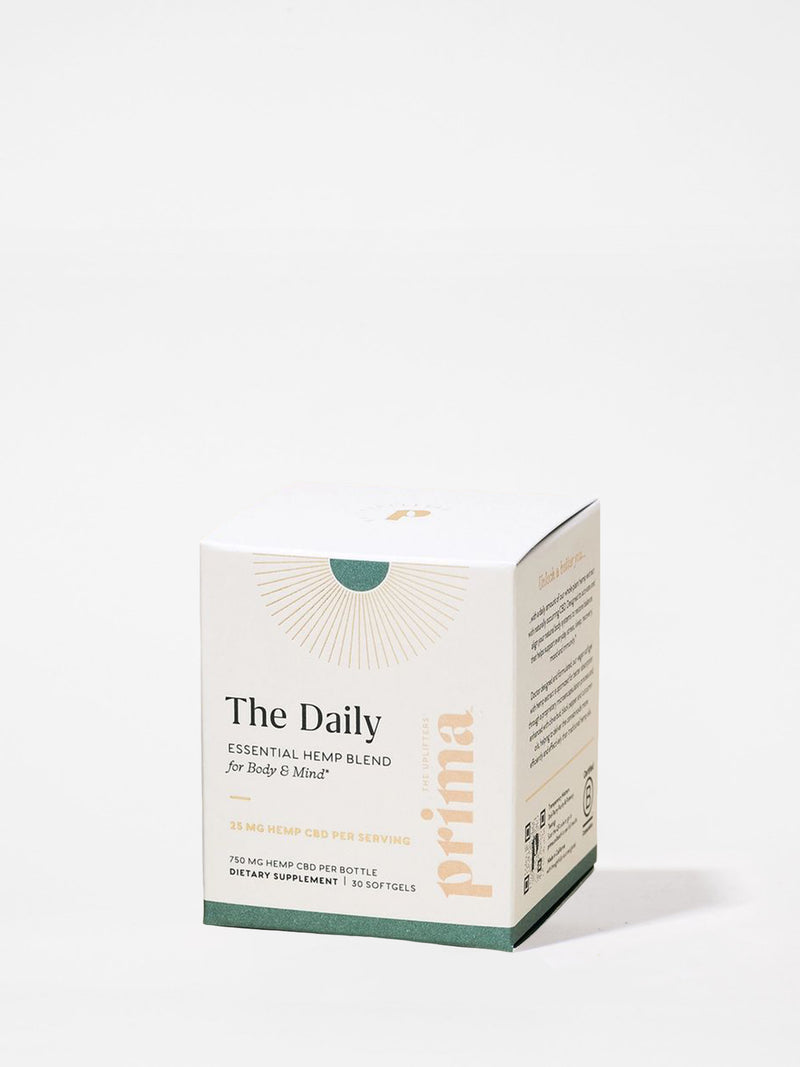 The Daily Softgel Capsule