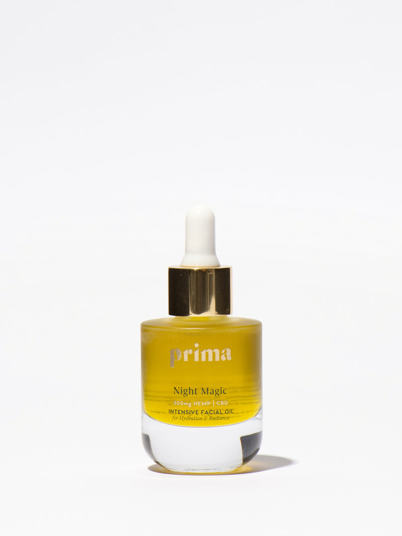 Night Magic Face Oil