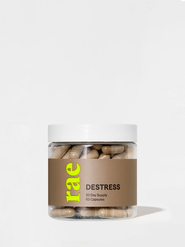 Rae Wellness Destress Capsules