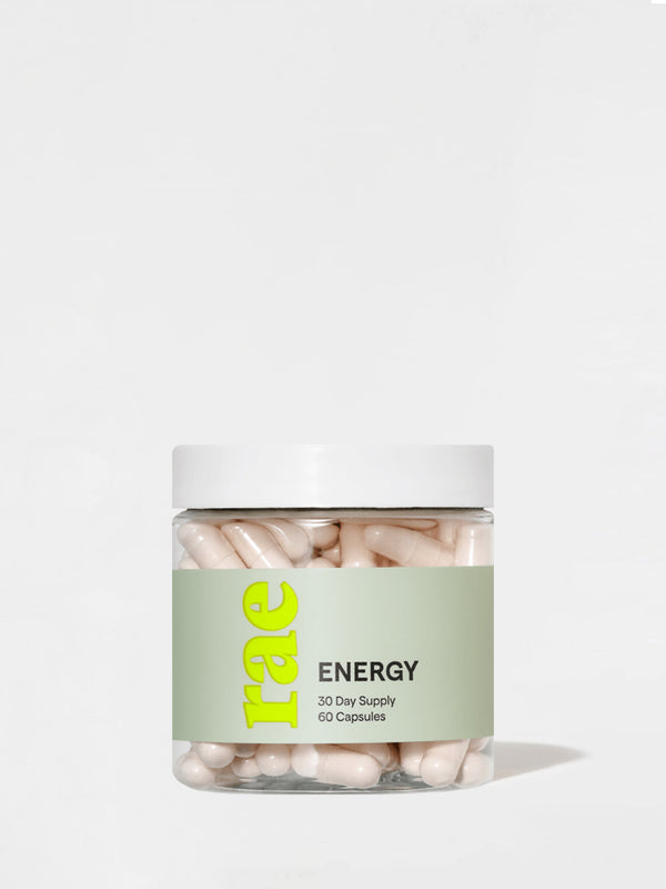 Rae Wellness Energy Capsules