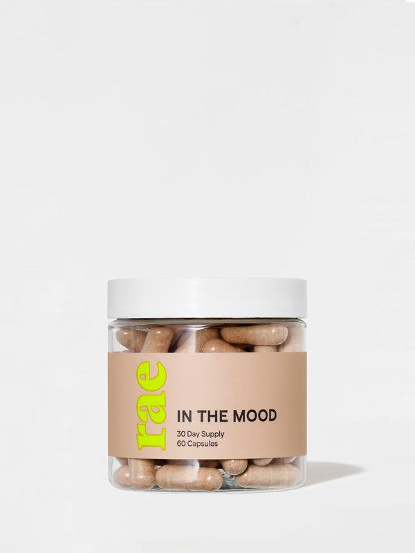 Rae Wellness In The Mood Capsules