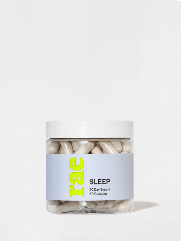Rae Wellness Sleep Capsules