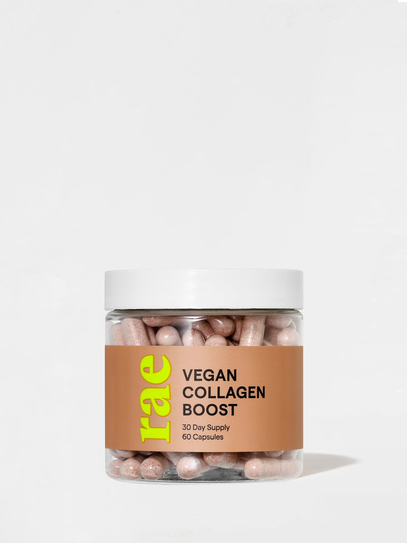 Rae Wellness Vegan Collagen Boost Capsules