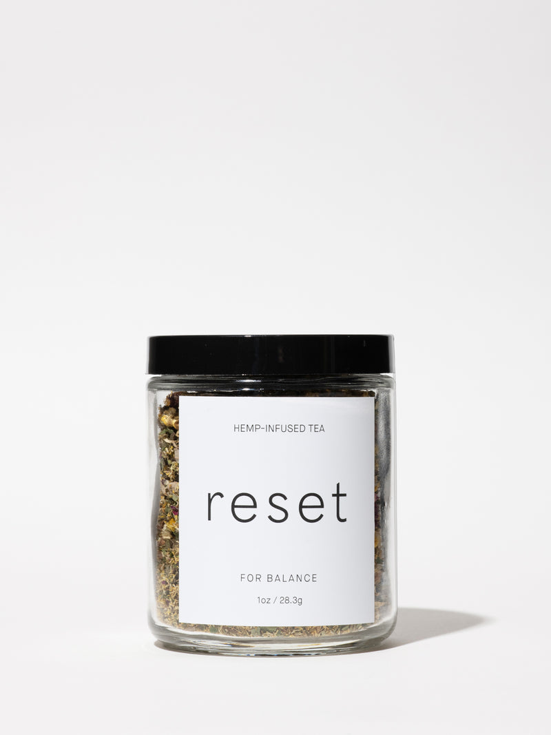 Reset For Balance Tea from Reset Teas, curated by Standard Dose