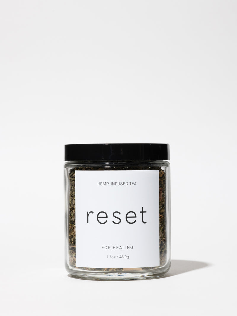 Reset For Healing Tea from Reset Teas, curated by Standard Dose