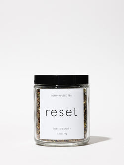 Reset For Immunity Tea from Reset Teas, curated by Standard Dose