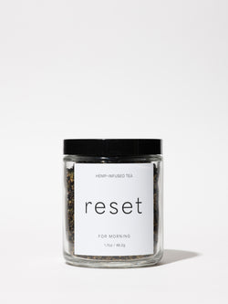 Reset For Morning Tea from Reset Teas, curated by Standard Dose