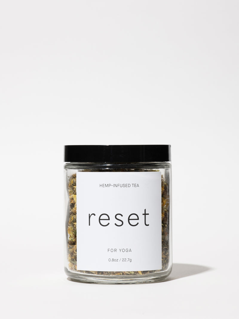 Reset For Yoga Tea from Reset Teas, curated by Standard Dose