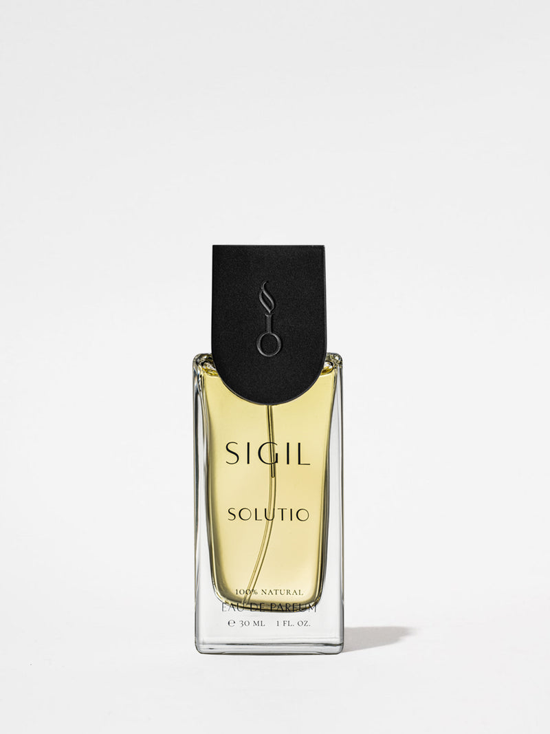 Sigi Solutio Fragrance Bottle