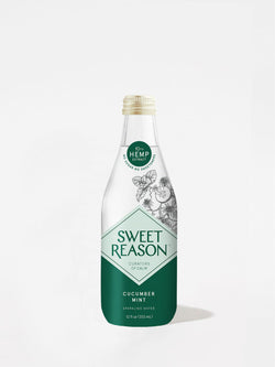 Sweet Reason Sparkling Drink Cucumber Mint