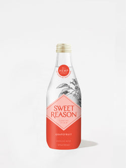 Sweet Reason Grapefruit Sparkling Drink