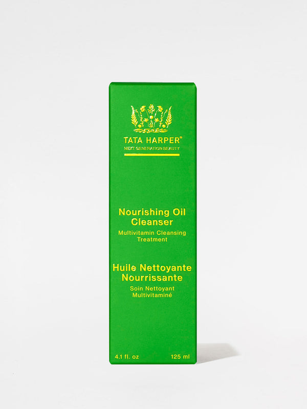 Tata Harper Nourishing Oil Cleanser outer box