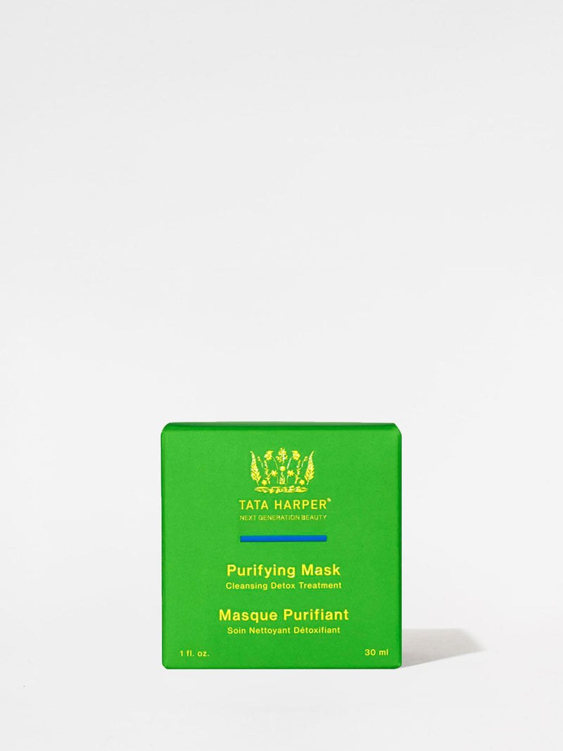 Tata Harper Purifying Mask outer box