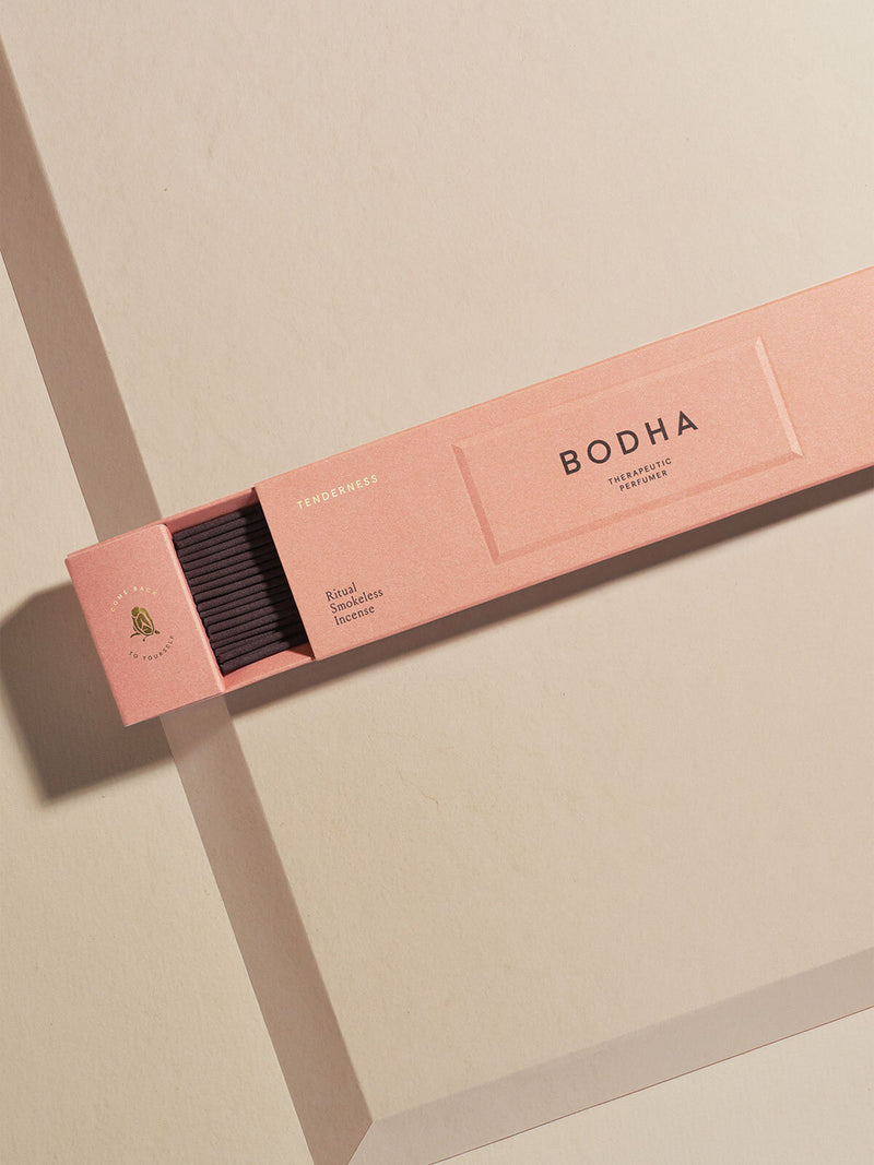 Bodha Tenderness Incense lifestyle