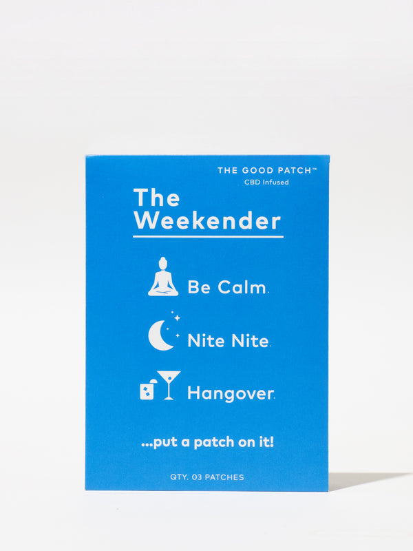 The Weekender Patch Kit