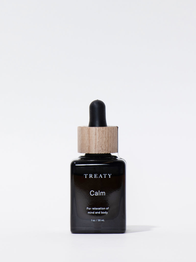 Calm Tincture | Treaty