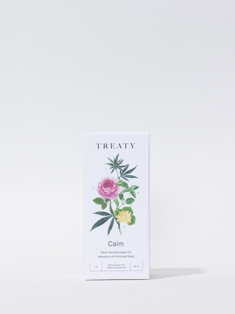 Treaty Calm Tincture